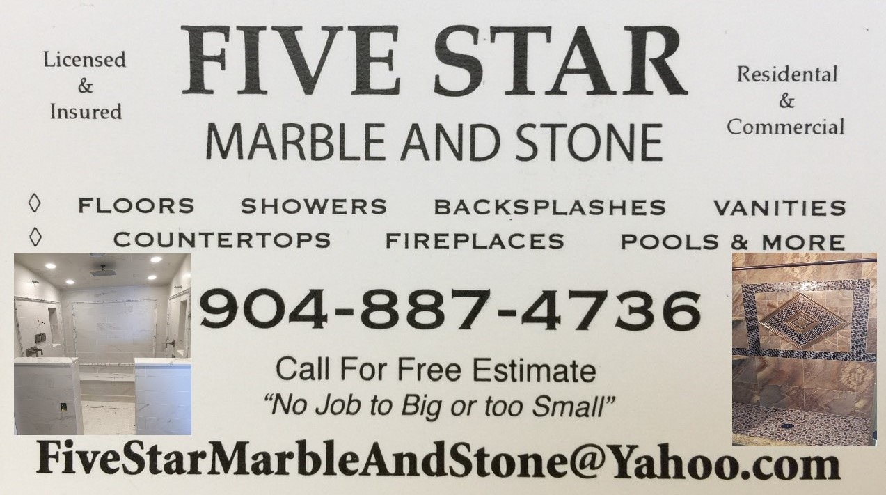 Five Star Marble and Stone